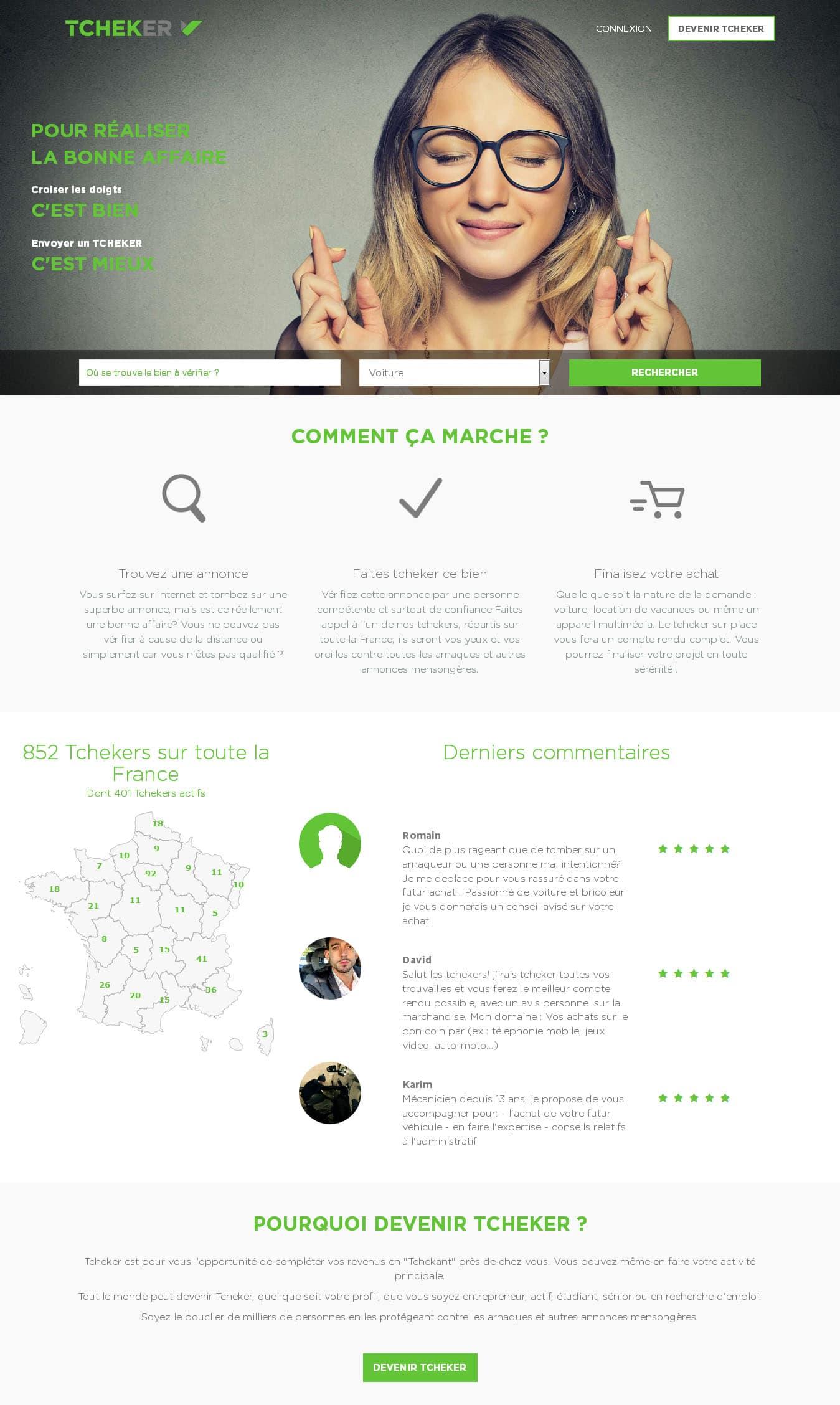 Classified Website